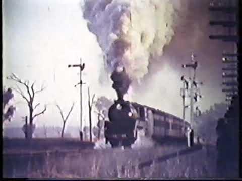 In Steam - NSWGR 1959-62