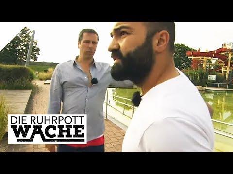 Pfeilschuss auf jungen Mann: Bora Aksus Einsatz im Freibad   Die Ruhrpottwache   SAT.1 TV