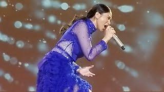 HD Sarah Geronimo BINIRIT HANGGANG LANGIT ang FINALE sa  Las Vegas - This15Me Concert