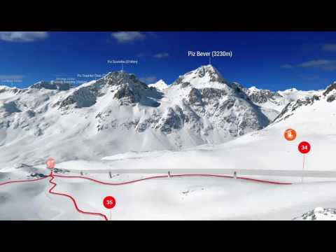 Engadin St.Moritz und Davos Klosters in 3D