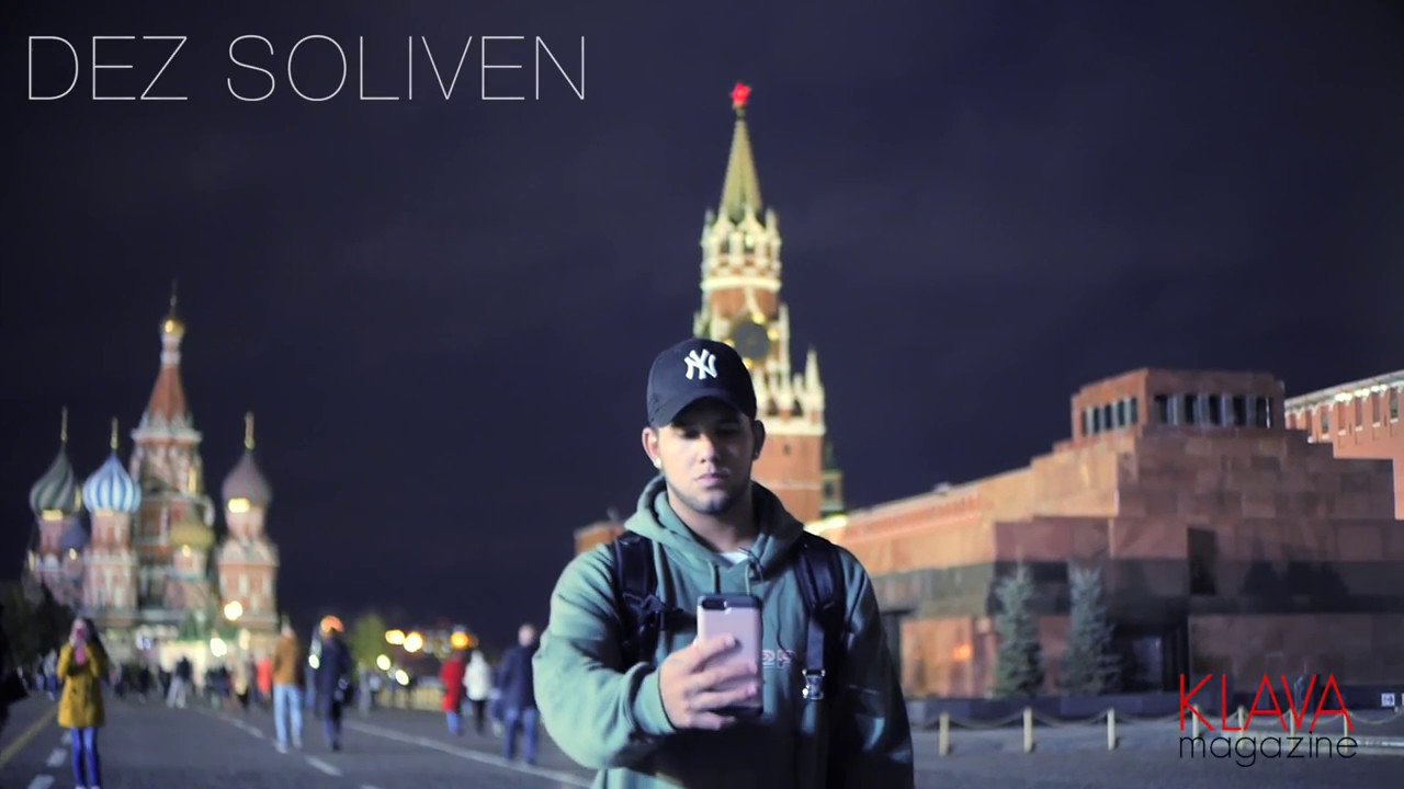 Hello I am DEZ SOLIVEN || KlavaMagazine