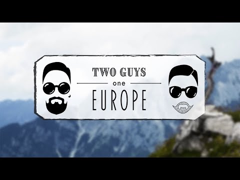 TWO GUYS ONE EUROPE - Latvia PART 1/2 [English subs]