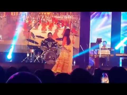 Shreya Ghoshal Nagada Song Dubai 2014