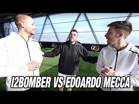 I2BOMBER VS FACEBOOK STAR - Edoardo Mecca prende la CROSSBAR!! [OMG]