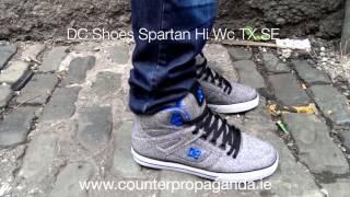 Counter Propaganda - DC Shoes Spartan Hi Wc TX SE