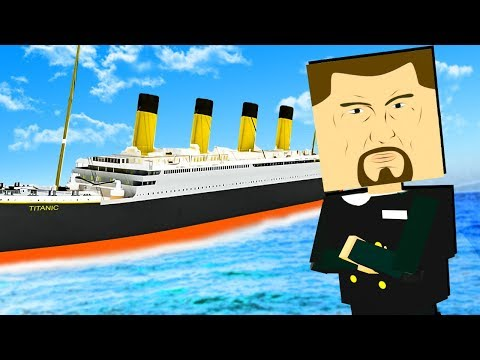 Spy Uncovers a Secret Plot to Sink the Titanic and Tries to Stop it in Paint the Town Red!