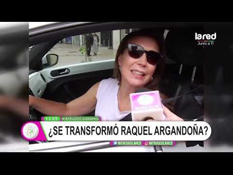 El cambio de Raquel Argandoña en la televisión: de las polémicas a la empatía