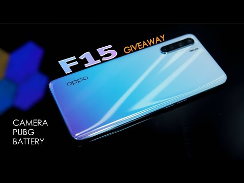 OPPO F15 Unboxing - Stylish, Ultra Portable (worth it?) Flaunt it Your Way