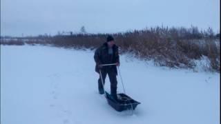 видео коп тула!!! зимняя рыбалка ,ловим щуку !!!