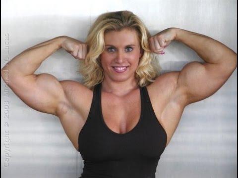 Female Bodybuilding - Supersize She Joanna Thomas