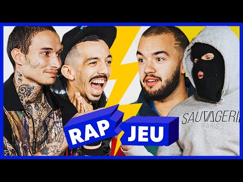 BigFlo & 7 Jaws Vs Oli & Kalash Criminel - Rap Jeu #15