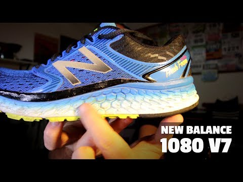 NEW BALANCE 1080 v7: para meterle kilómetros (reseña en ...