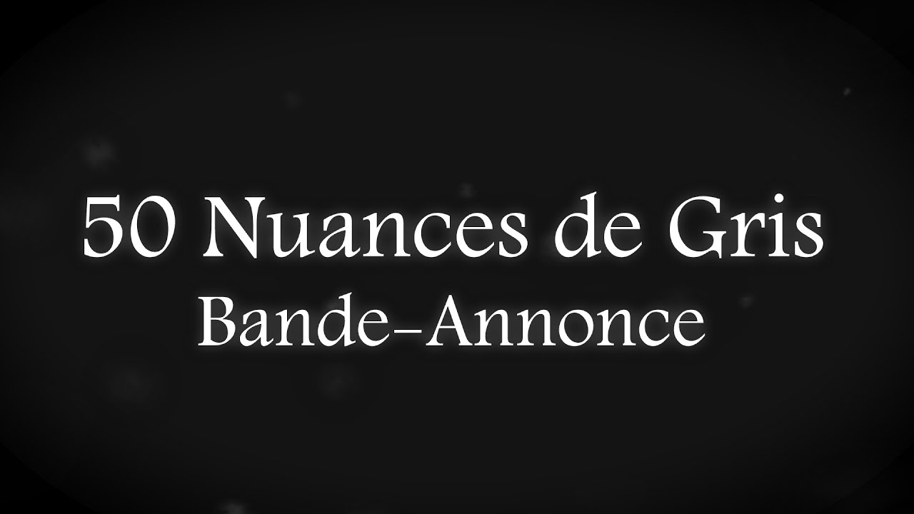 50 nuances de gris bande annonce officielle youtube. Black Bedroom Furniture Sets. Home Design Ideas