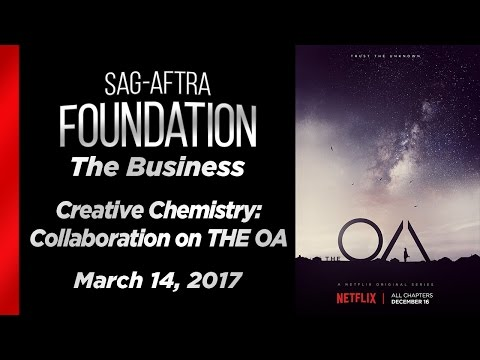 The Business: Zal Batmanglij & Brit Marling on Collaboration and THE OA