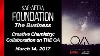 The Business: Creative Chemistry: Collaboration on THE OA