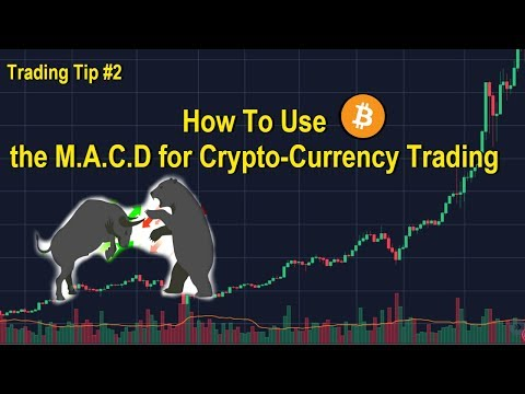 How To Use The MACD In Crypto Currencies 2018 | How To Trade Crypto Currencies