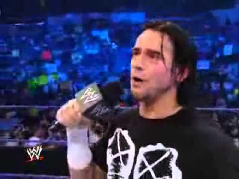 CM Punk talks about Jeff Hardy