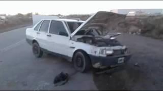 accidente autova norte neuqun