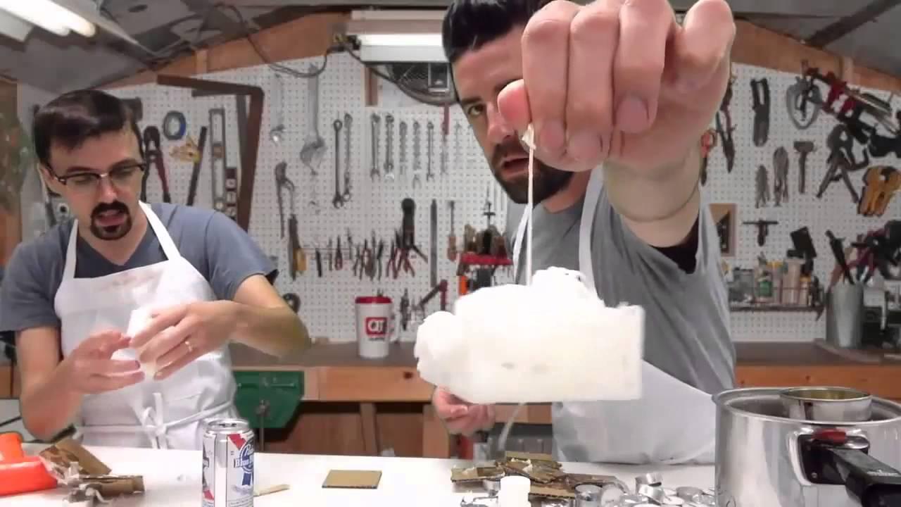 how to make wax liquidizer