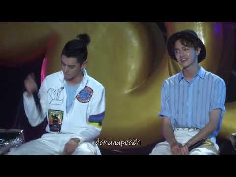 [#F4inBANGKOK] 181110 F4 - (創造回憶) MAKING MEMORIES (Didi Focus)