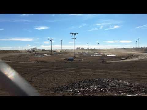 I-76 Speedway Heat 2 Hobby Stocks 1/7/2018