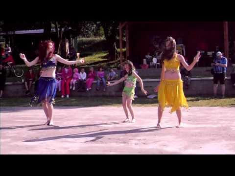 Bamboo , Shakira _  Belly Dance