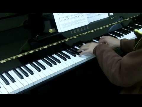 ABRSM Piano 2009-2010 Grade 4 C:2 C2 Kabalevsky Sonatina No.18 from 30 Children's Pieces Op.27