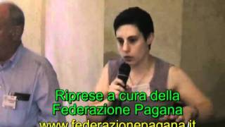 World Congress of Ethnic Religions: speech about Pagan Ethics, by the Federazione Pagana Thumbnail