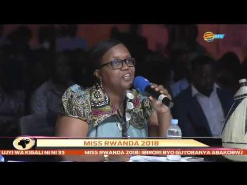 MISS RWANDA 2018 Pre-selection