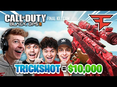 FaZe House Plays BLACK OPS 2 In 2020!!