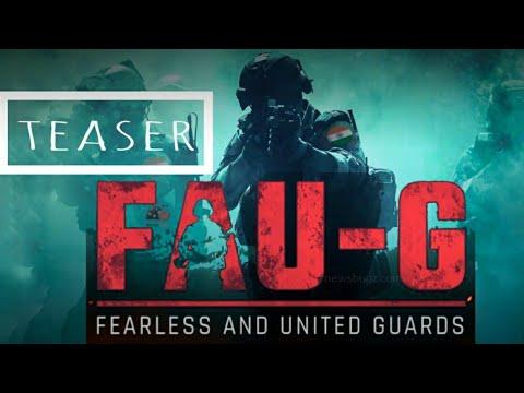 Download FAU-G Teaser   Meme   PUBG Alternative   Indian Game   Coming Soon
