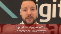 Digital Mortgage Conference Day 2 Takeaways | Las Vegas 2018