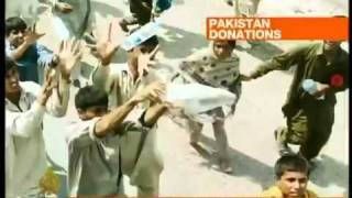 Humanity First Flood Relief Drive Continues In Pakistan: Islam Ahmadiyya
