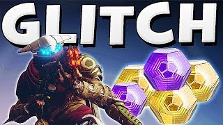 Destiny 2 - EASY NIGHTFALL GLITCH EXODUS CRASH !!