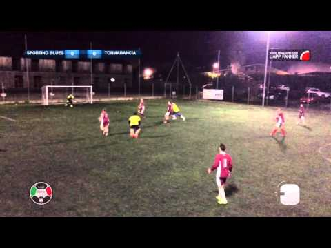 Sporting Blues 646 5-5 Tormarancia MVIII | Serie A2 Sport City - 14ª | Top Parata - Di Zanno (SPO)