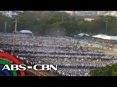 TV Patrol: Mga miyembro ng INC, nakapagtala ng bagong world record