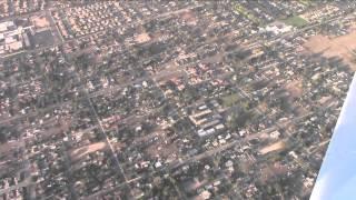 aerial home tour inland empire cable airport upland ca