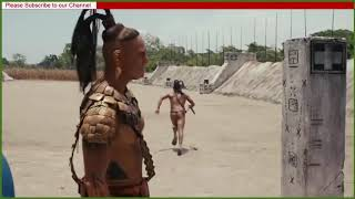 Escape Fight Scene of Apocalypto(2006)