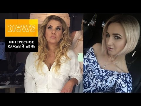 Марина Федункив и новая пародия на Ольгу Бузову