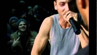 8 Mile Rap Battle - Eminem vs Papa Doc
