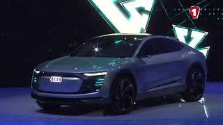 Audi A8L, Audi Aicon | Франкфуртский Автосалон 2017