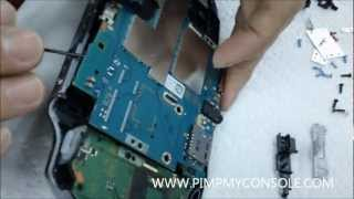 How to open PSVITA  - HD (TAKE APART & DISASSEMBLE / teardown) ( SONY PLAYSTATION VITA)