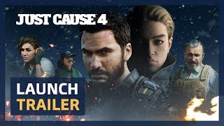 JUST CAUSE 4 - Thunder Trailer