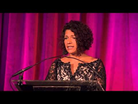 Mónica Roa Receives Charlotte Bunch Women's Human Rights Defender Award