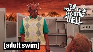 Torture Consultant | Your Pretty Face is Going to Hell PREVIEW | Adult Swim