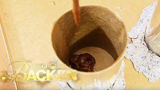 Kuchen mit flüssigem Schokoladenkern - Timing ist alles! - Teil 2 | Das große Backen 2015 | SAT.1 TV