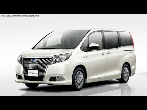 All-new Toyota Squire Deluxe Minivan Revealed