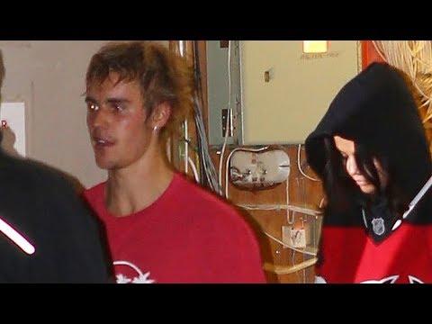 Justin Bieber And Selena Gomez Go On Romantic Ice Skate Date