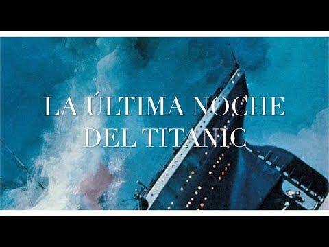 La Última Noche del Titanic 1958 [CASTELLANO]