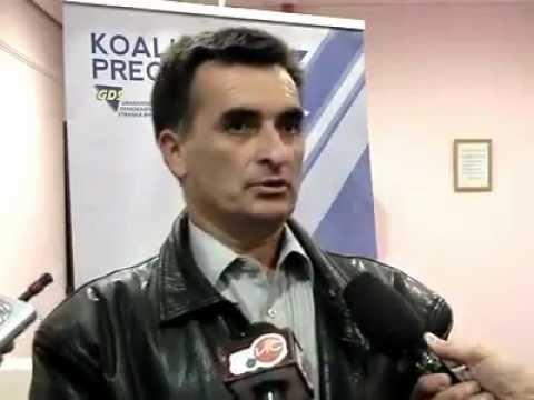 Kandidat za izbore GDS, koalicija za preokret